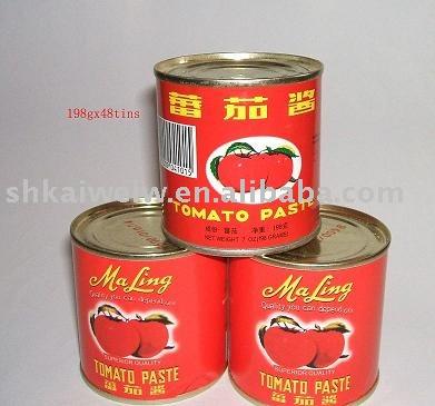 70g canned tomato paste, sachet tomato paste, tomato paste