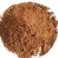 cocoa powder/cocoa butter
