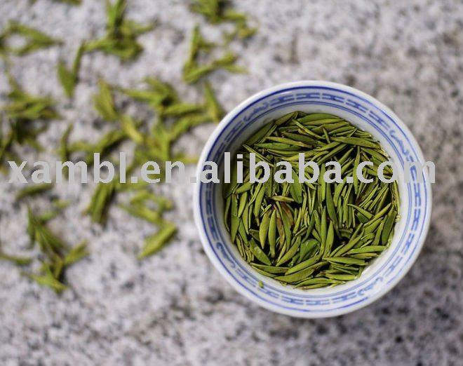Green tea rich in selenium