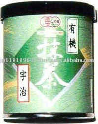 "Japanese Green Tea ""Organic Matcha"""