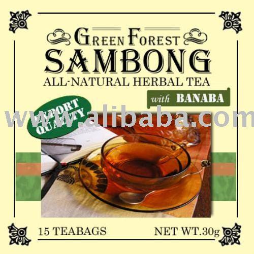 how to make banaba leaf tea