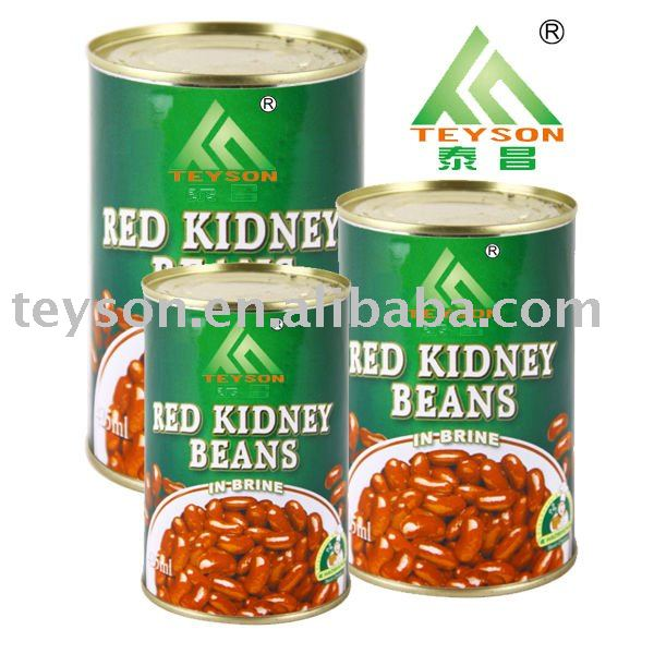 Supply Fresh Canned Red Kidney Beans in Brine