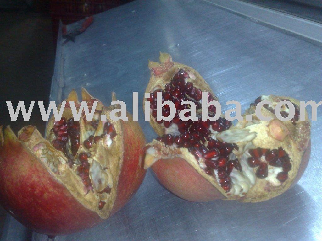 Hicaz Pomegranates