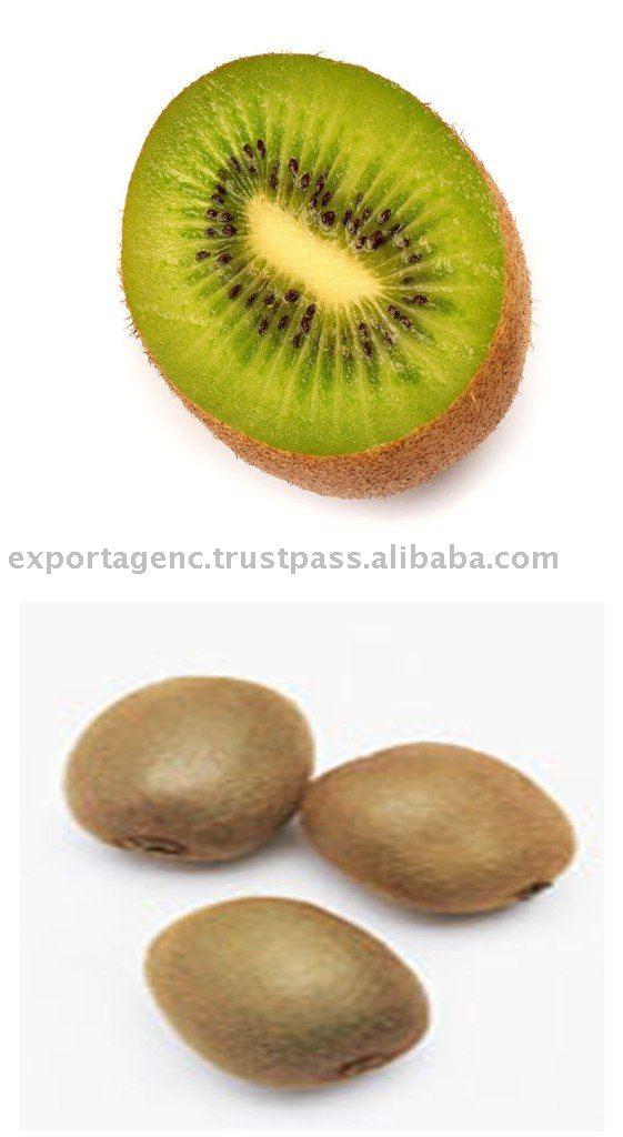 how to eat kiwi fruit in hindi