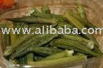 Fresh Okra,Dried Okra,Okra Powder