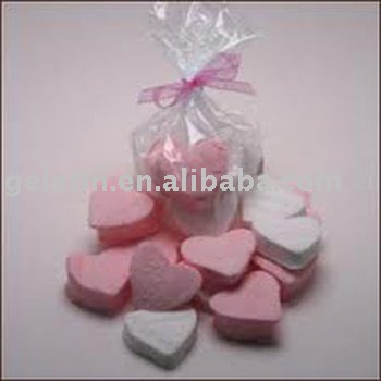 Sweet Heart Marshmallow Candy