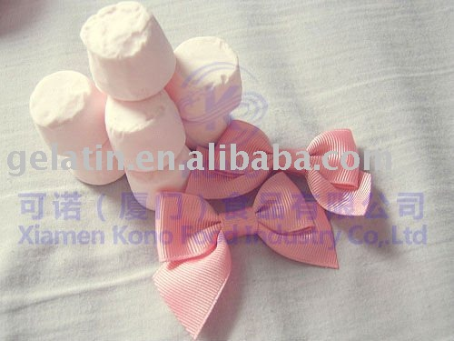 Marshmallow Candy With Sweet Flavor