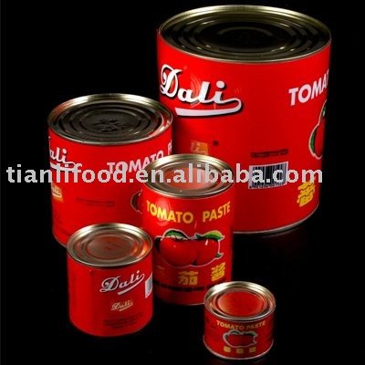all   kinds  of canned tomato puree