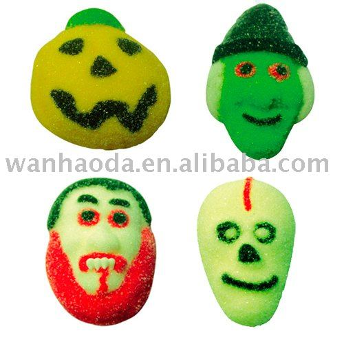Halloween Marshmallow