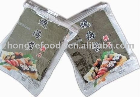 Ocean  pack  bag  food