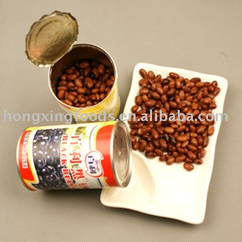 Canned  Dark   Beans