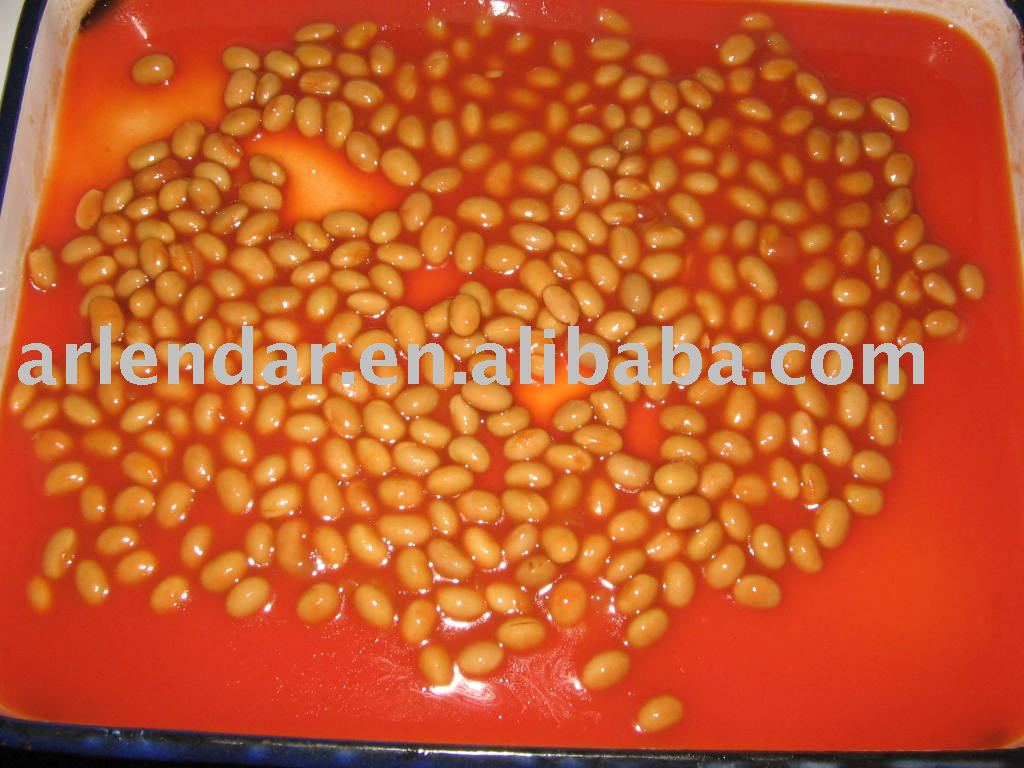 baked beans in tomato sauce products,China Natural canned baked beans ...