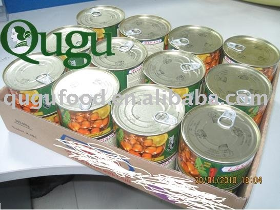canned broad beans/canned food