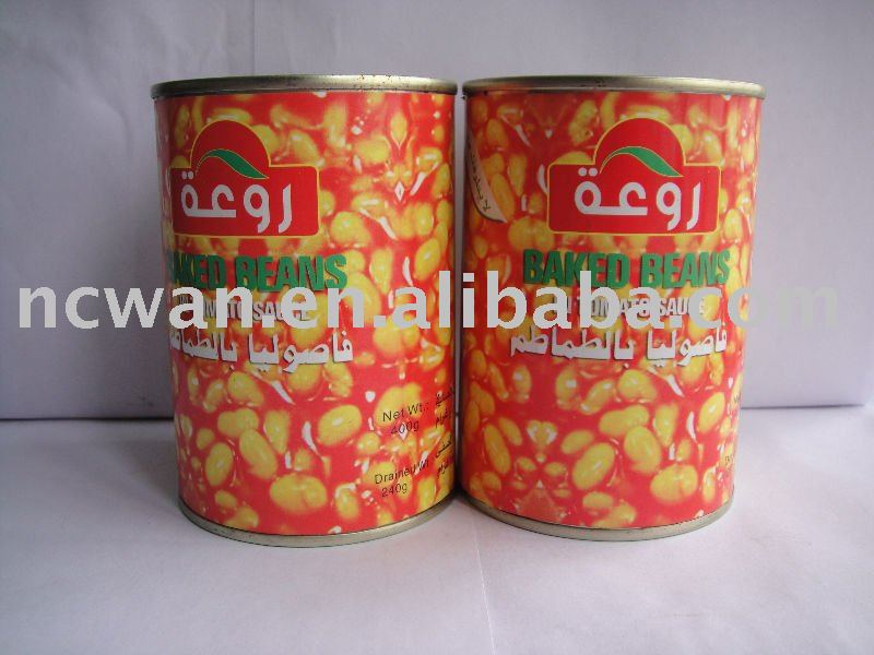 Canned Baked Beans in  Tomato   Sauce ,  400g , canned food