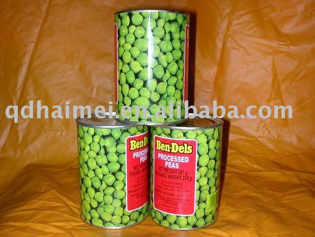 canned green bean in china