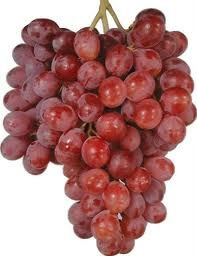 Red Crimson Seedless Grapes