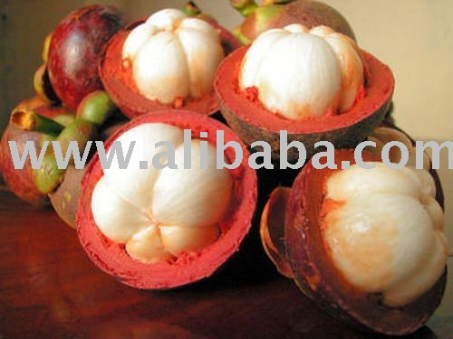 Thai Fresh Mangosteen