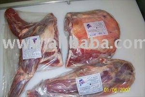 goat carcasse