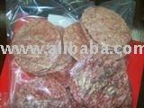 Beef burger HALAL