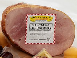 Missouri Sugar Cured Bone-In Ham