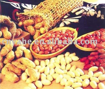 Natural peanut oil flavour