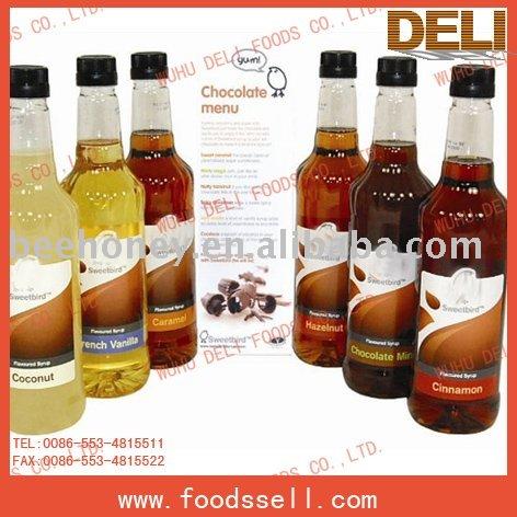 Jasmine Flavored Syrup