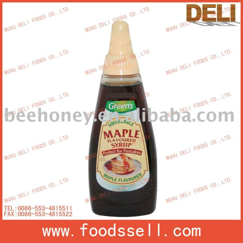 Sweet Syrup for coffee(Maple Flavor)