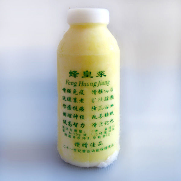 Chinese royal jelly
