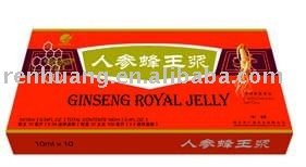 Ginseng Royal Jelly