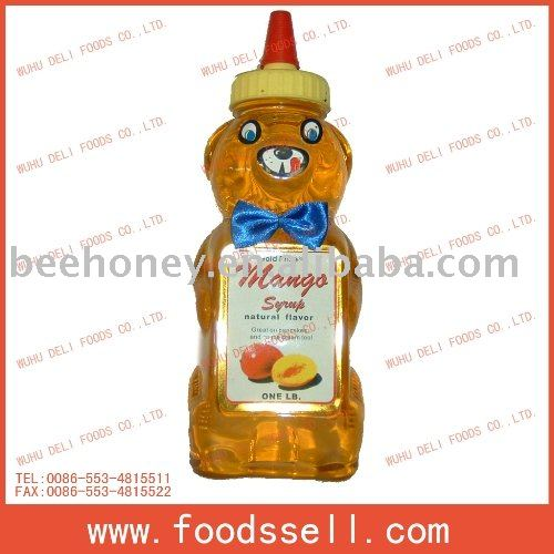 Sirop de saveur de mangue(Mango Flavor Syrup)