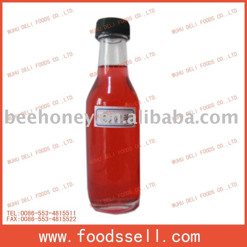 Cranberry Syrup (flavored syrup)