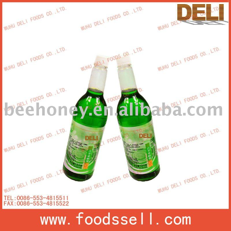 Green Apple Syrup (flavored syrup)