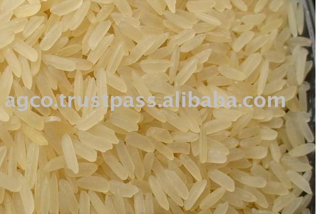 Parboiled Rice, 5% Broken,