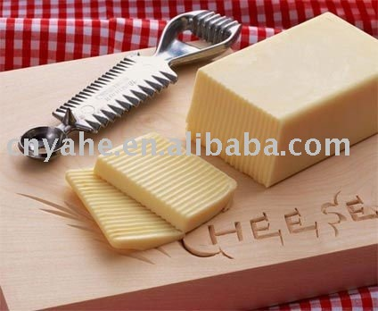 Natural fermented cheese flavour