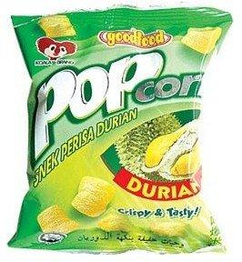 Durian Flavour Koala Popcorn From Malaysia Pahang Darul Makmur