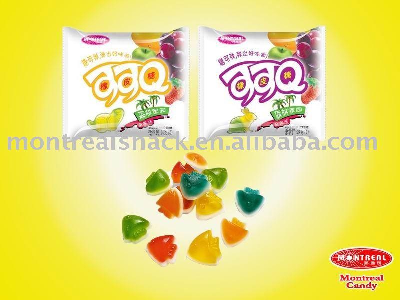 Animal Shape Gummy Candy
