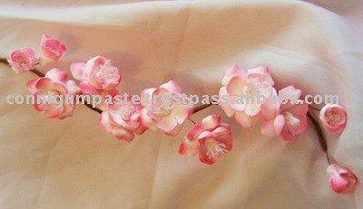 gum paste flower bouquet