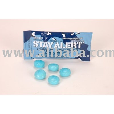 Caffeine Chewing Gum with 100mg