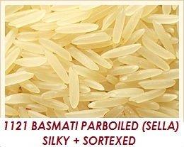 1121 Basmati Parboiled Sella