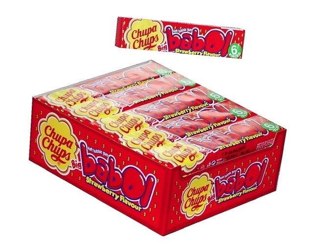 Chupa Chups Babol Tutti Fruiti