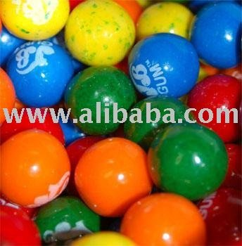 Jelly Belly Gum balls