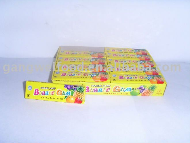 5 stick Chewing gum