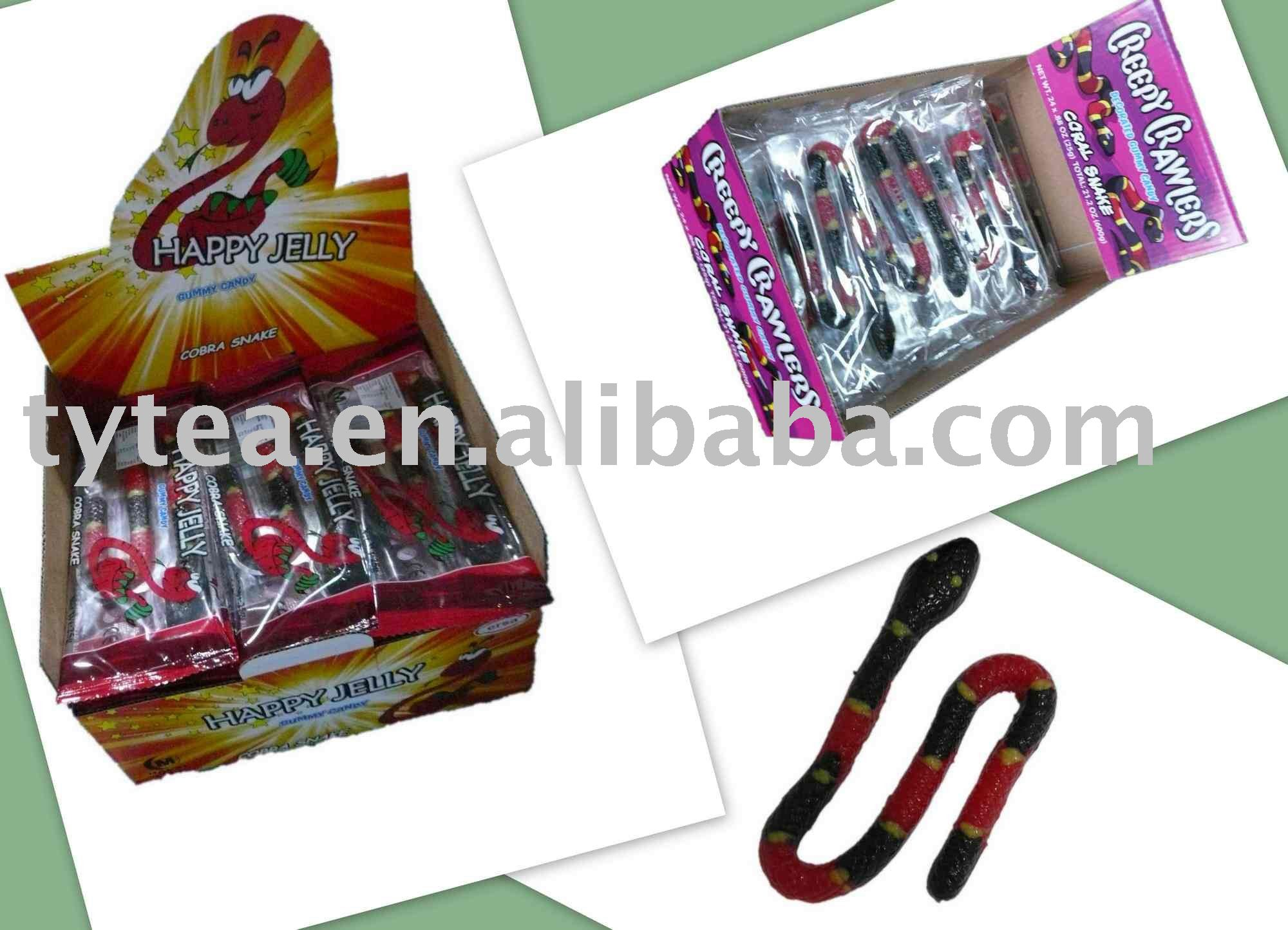 coral snake fruit candy(good price)