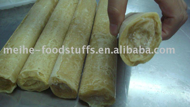 how to cook bean curd knots
