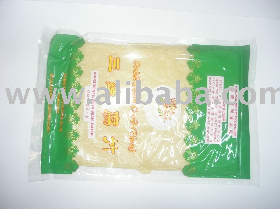 Dried Bean Curd Slice