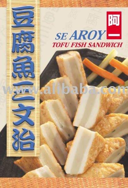 Tofu Fish Sandwich