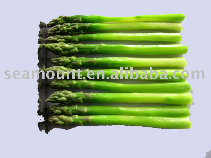 frozen green asparagus products,China frozen green asparagus supplier