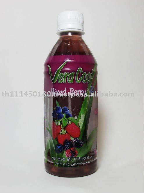 Aloe Vera Drink with Mix Berry