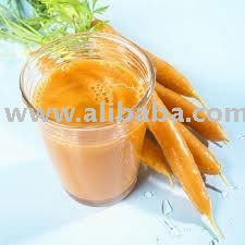 Carrot Juice Concentrated, Carrot Juice Puree