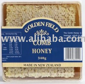 New Zealand Comb Honey